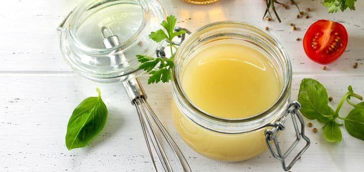 It's Thyme For A Citrus Vinaigrette
