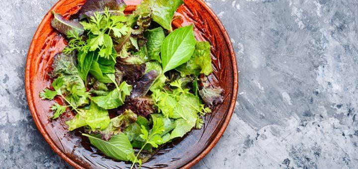 Mild Salad Mix